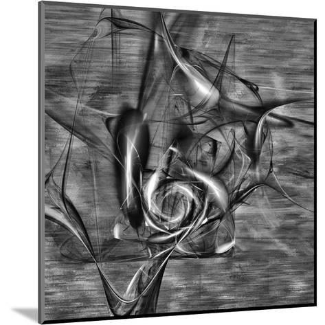 Distorted shape I-Jean-Fran?ois Dupuis-Mounted Art Print