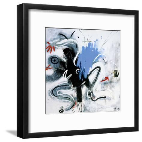 Spinoza-Pierre David-Framed Art Print