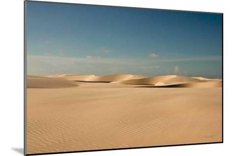 Most Dunes-Daniel Stanford-Mounted Art Print
