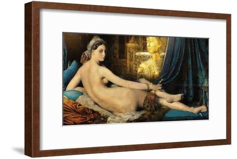 Odalisque-Daniel Stanford-Framed Art Print