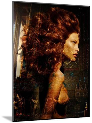 Hair Temple Sparkles-Daniel Stanford-Mounted Art Print