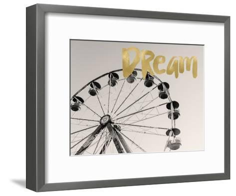 Ferris Wheel Dream-Amy Brinkman-Framed Art Print