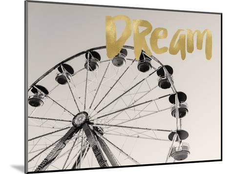 Ferris Wheel Dream-Amy Brinkman-Mounted Art Print