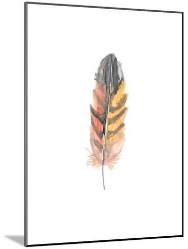 Feather 3-Jetty Printables-Mounted Art Print