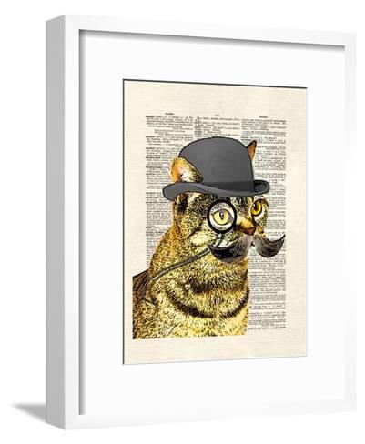Dandycat-Matt Dinniman-Framed Art Print