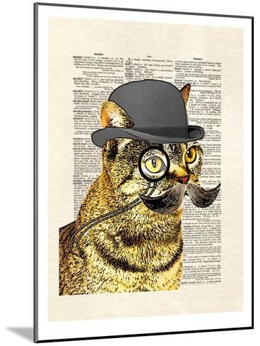 Dandycat-Matt Dinniman-Mounted Art Print