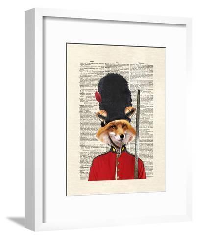 Fox Guard-Matt Dinniman-Framed Art Print