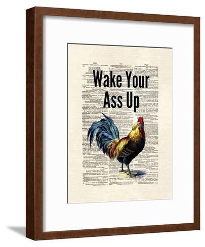 Wake Up-Matt Dinniman-Framed Art Print