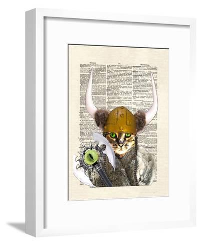 Cats Eye-Matt Dinniman-Framed Art Print