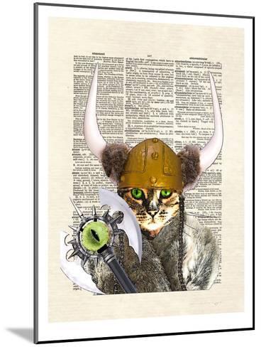 Cats Eye-Matt Dinniman-Mounted Art Print