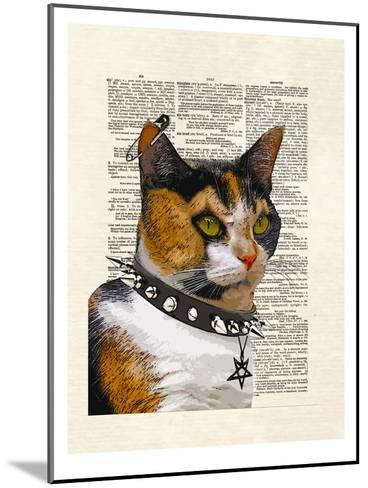 Lucipurr-Matt Dinniman-Mounted Art Print