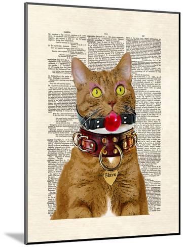Slave Kitty-Matt Dinniman-Mounted Art Print