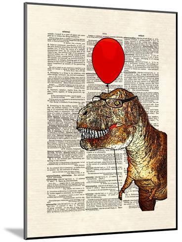 Little Tony-Matt Dinniman-Mounted Art Print