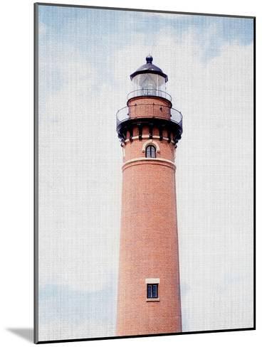 Light House Coral-LILA X LOLA-Mounted Art Print