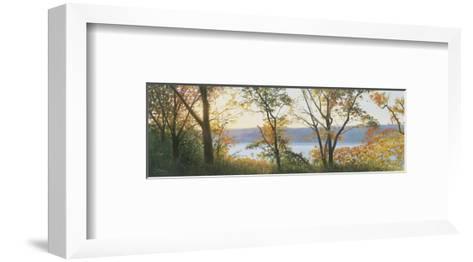 Autumn Scrim-Elissa Gore-Framed Art Print