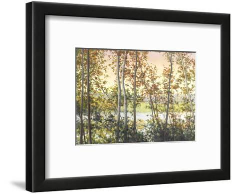 Autumn Shady-Elissa Gore-Framed Art Print