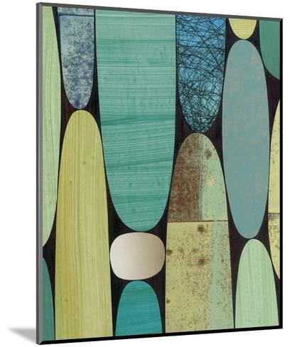 Agua Fria-Rex Ray-Mounted Art Print