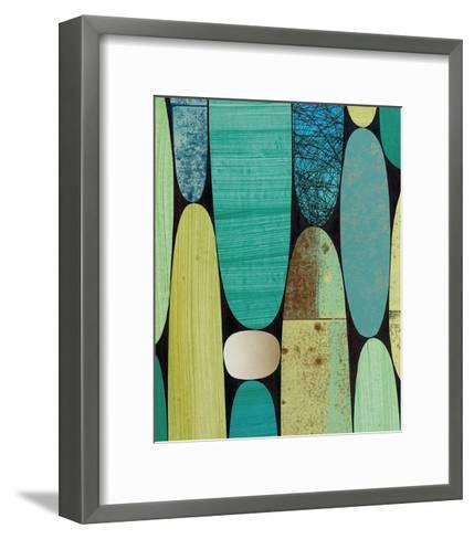 Agua Fria-Rex Ray-Framed Art Print
