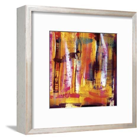 Abstract Vivid-Sven Pfrommer-Framed Art Print