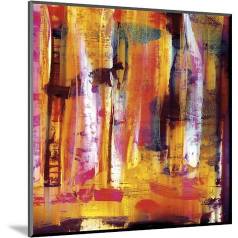 Abstract Vivid-Sven Pfrommer-Mounted Art Print