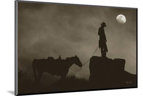 A Little Closer to Heaven-Barry Hart-Mounted Art Print