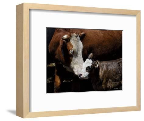 A Mother?s Love-Barry Hart-Framed Art Print