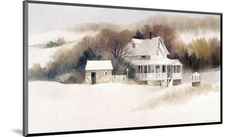 Beckett Farm-Albert Swayhoover-Mounted Art Print