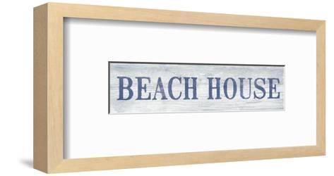 Beach House-Sparx Studio-Framed Art Print