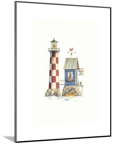 Bait House Light-Lisa Danielle-Mounted Art Print