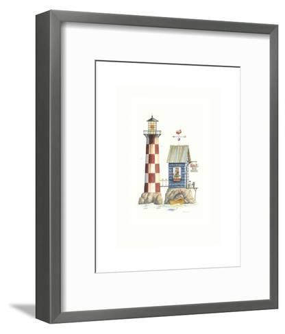 Bait House Light-Lisa Danielle-Framed Art Print