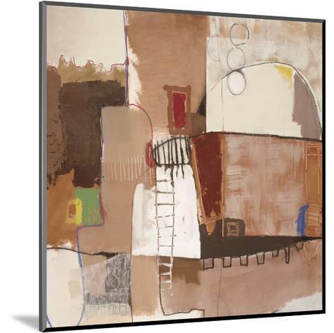 Avenue A-Luis Parra-Mounted Art Print