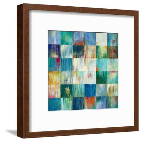 Be The Rain You Remember Falling-James Wyper-Framed Art Print