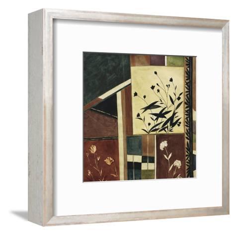 Botanical Batik-Dominique Gaudin-Framed Art Print