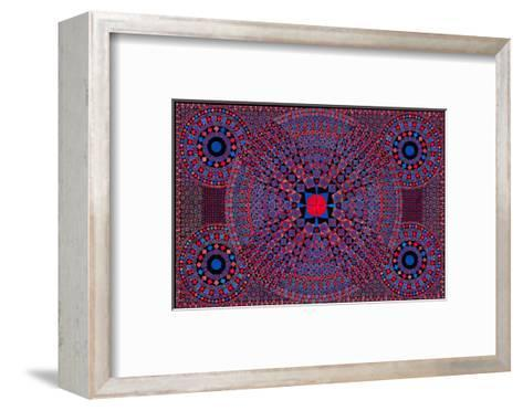 Big Bang-Lawrence Chvotzkin-Framed Art Print