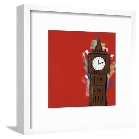 Big Ben-Brian Nash-Framed Art Print