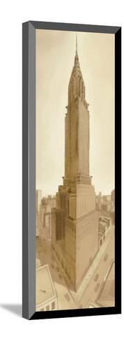 Bustling Metropolis-Seth Garrett-Mounted Art Print