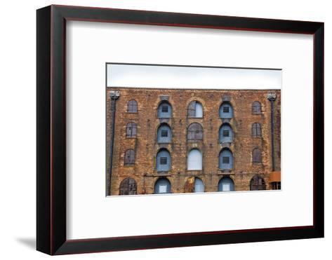 Brooklyn Warehouse-Erin Clark-Framed Art Print