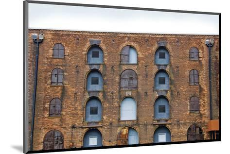 Brooklyn Warehouse-Erin Clark-Mounted Art Print