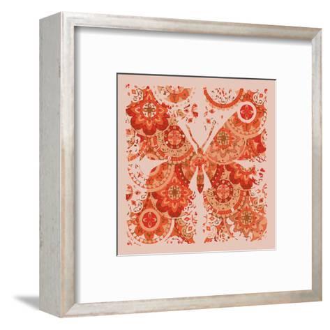Butterfly-Teofilo Olivieri-Framed Art Print