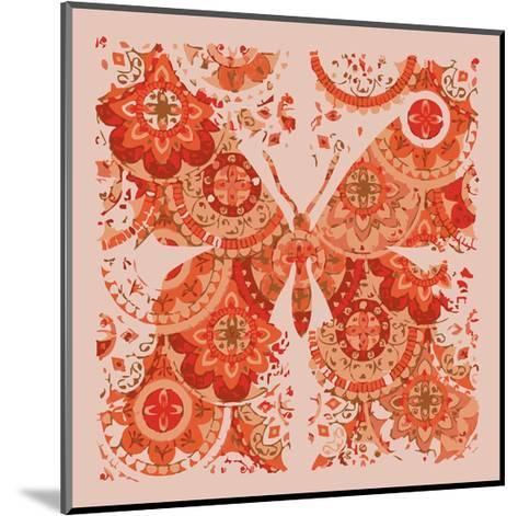 Butterfly-Teofilo Olivieri-Mounted Art Print