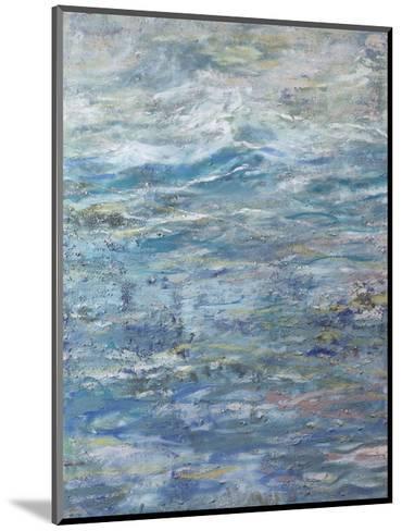 Calm Water-Amy Donaldson-Mounted Art Print