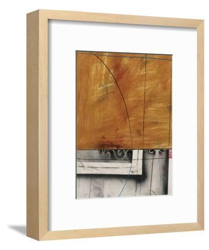 Cajun-Seth Romero-Framed Art Print