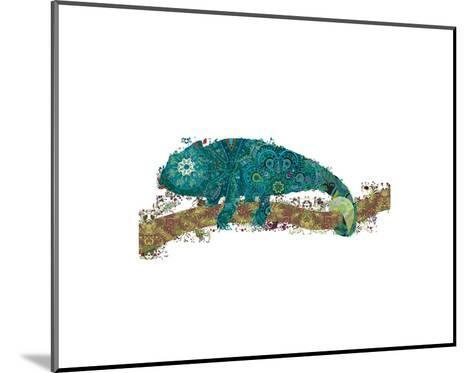 Chameleon-Teofilo Olivieri-Mounted Art Print