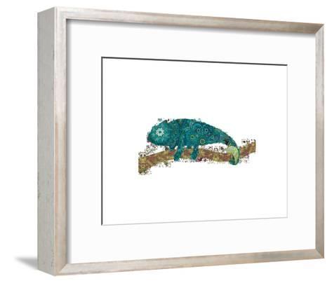 Chameleon-Teofilo Olivieri-Framed Art Print