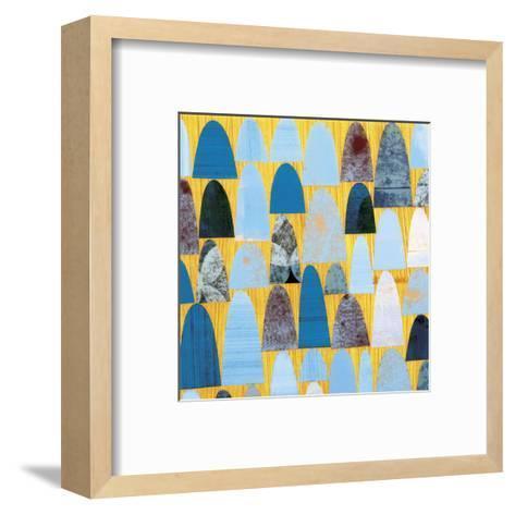 Caraballo (detail)-Rex Ray-Framed Art Print