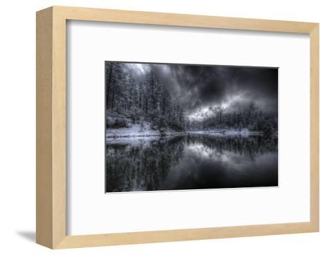 Chill-Bob Larson-Framed Art Print