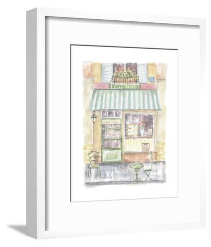 Chez Marie-Jane Claire-Framed Art Print