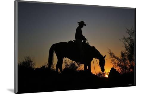 Chasin the Sun-Barry Hart-Mounted Art Print