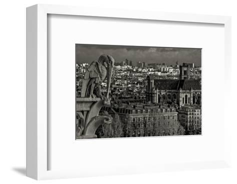City of Angels-Sabri Irmak-Framed Art Print