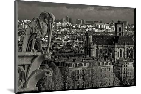 City of Angels-Sabri Irmak-Mounted Art Print